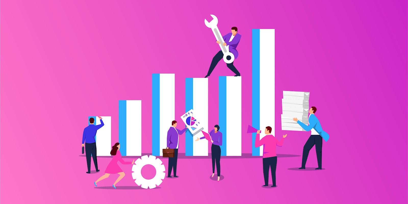 Performance metrics examples