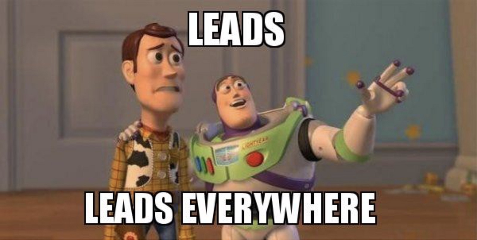 B2B SaaS Lead Generation