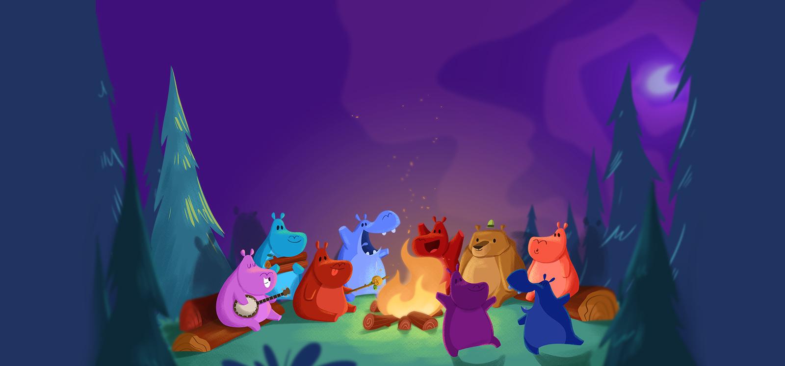 Hyper Hippo Games